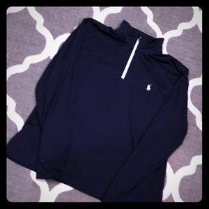 Navy Men's XL Performance pull over by Polo